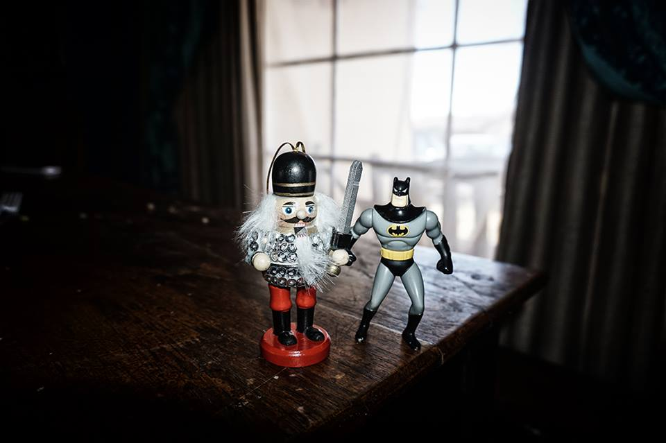 batman and nutcracker team up to fight crime