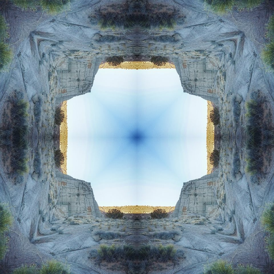 kaleidoscope 'White place' pic