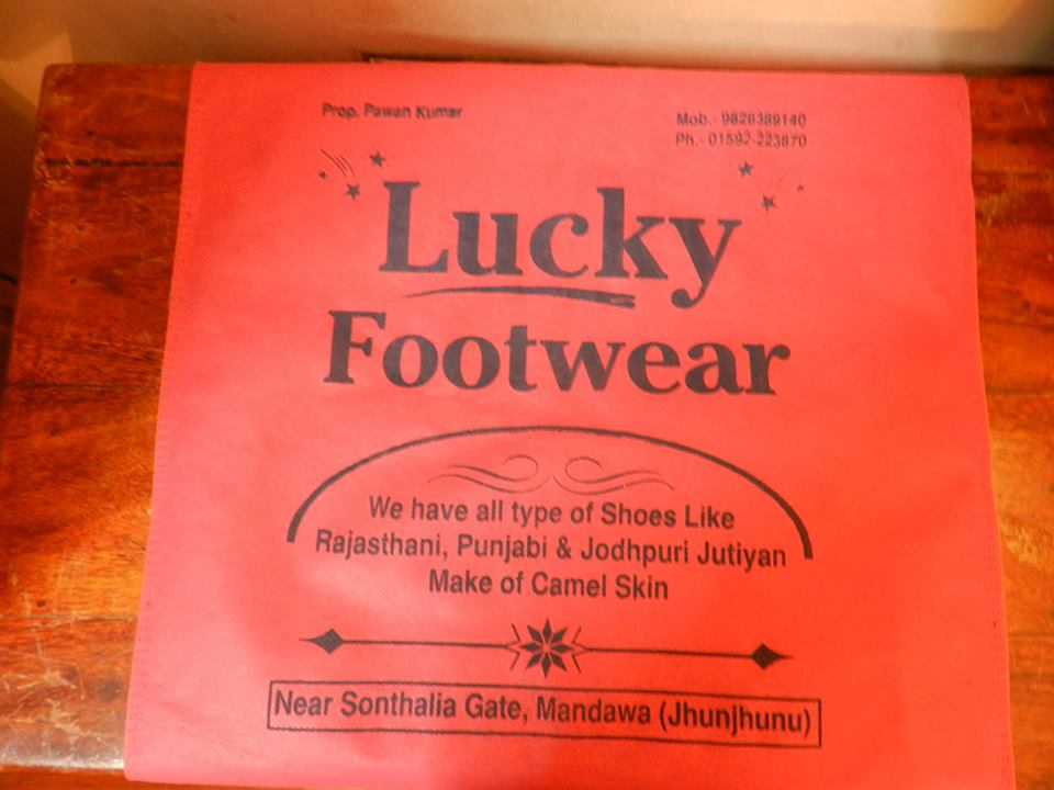tag 'lucky footwear'